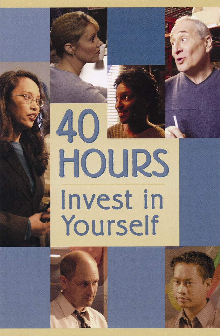 40 Hours: Invest In Yourself (DVD)