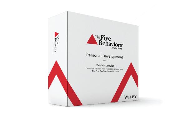The Five Behaviors™ Personal Development Facilitation Kit