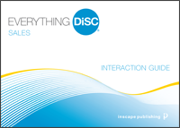 Everything DiSC® Sales Customer Interaction Guides (set of 25)