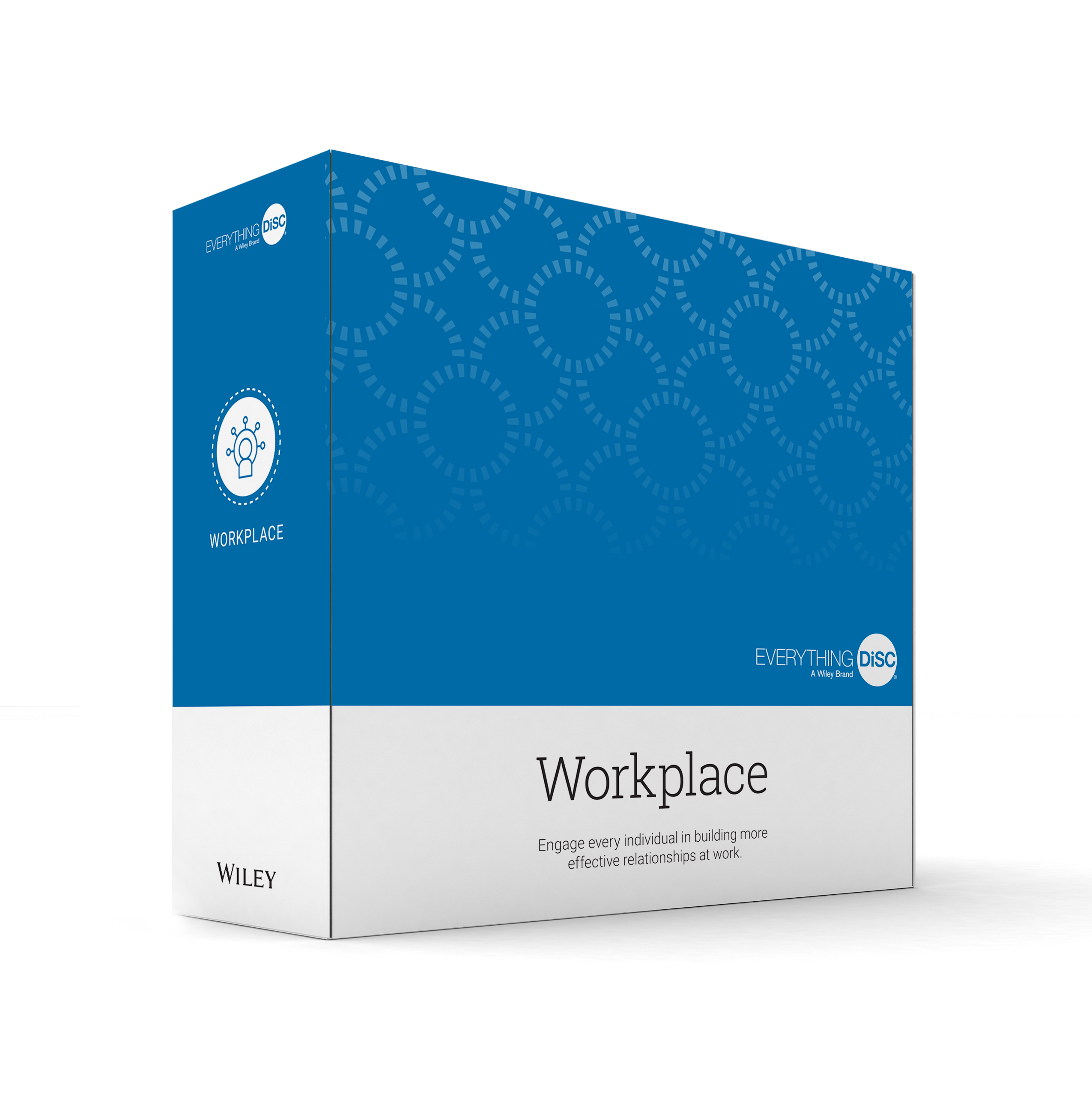 Everything DiSC® Workplace Facilitation Kit (Also Available in Spanish)