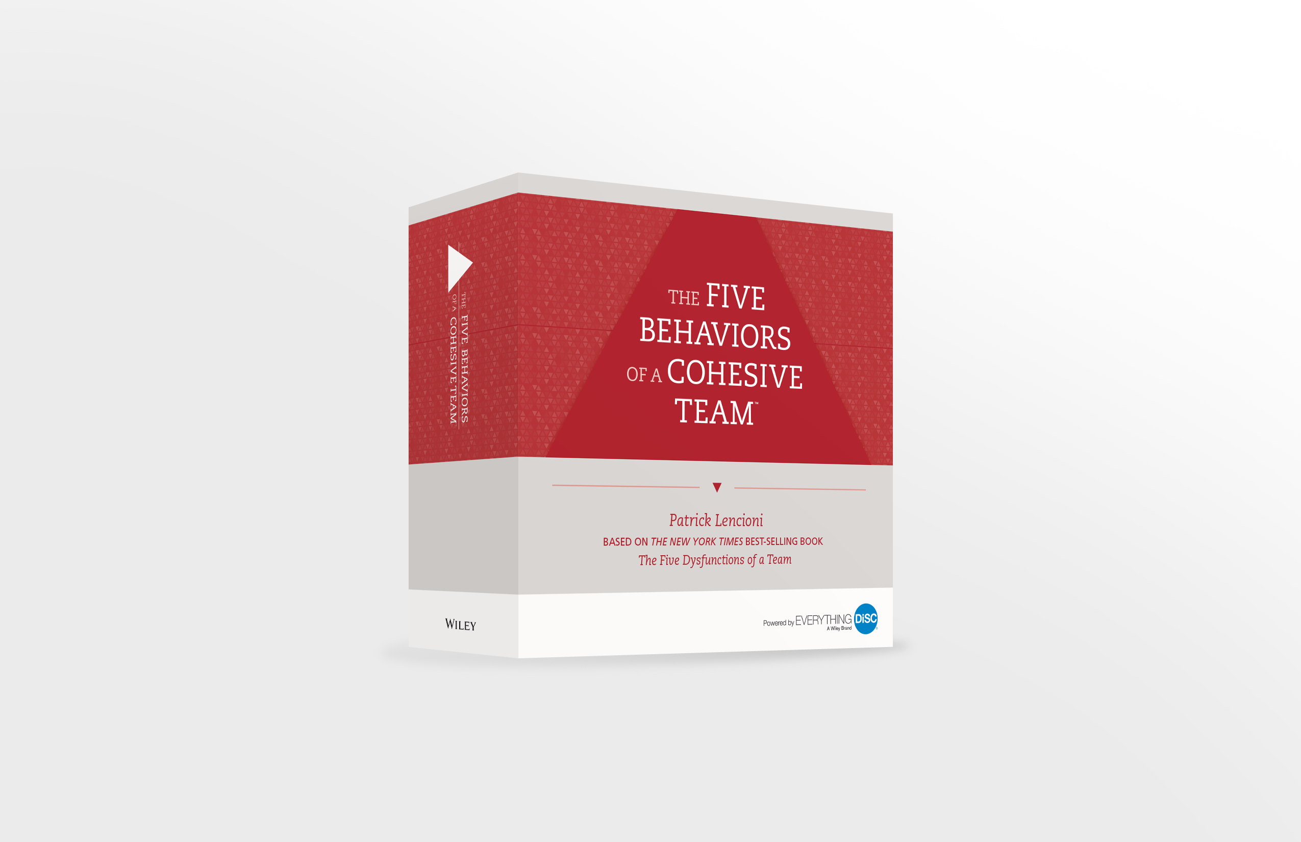 The Five Behaviors of a Cohesive Team&#153  Facilitation Kit (Everything DiSC®)
