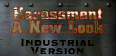 Harassment Is... Industrial Version (DVD)