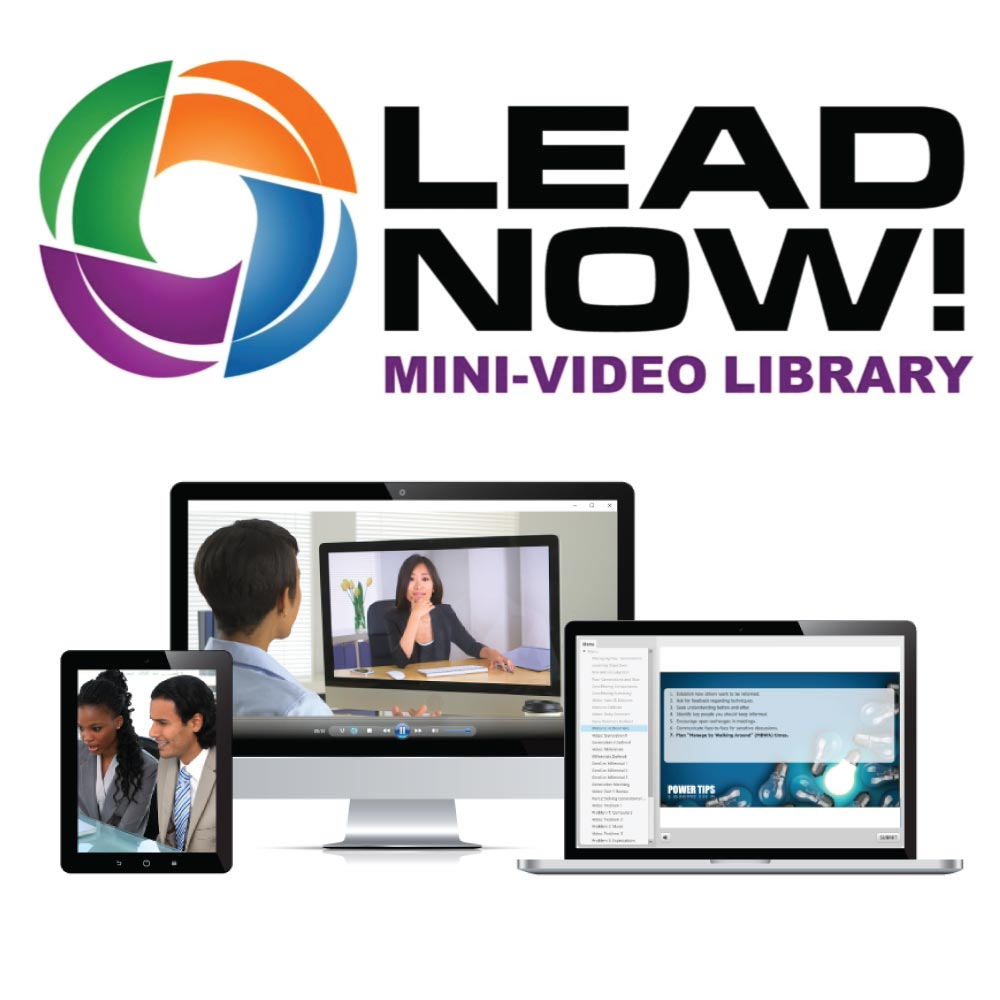 Lead Now! (DVD & USB)