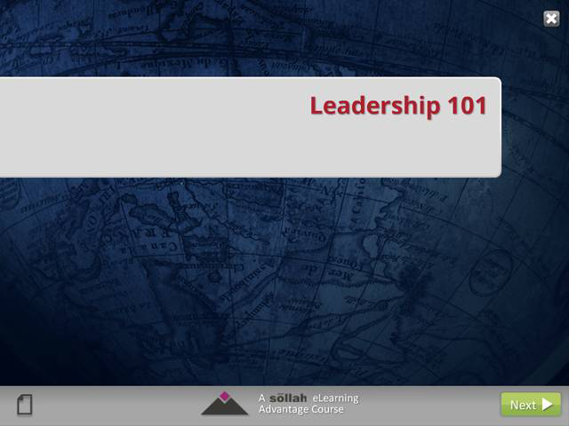 Leadership 101 (eCourse)