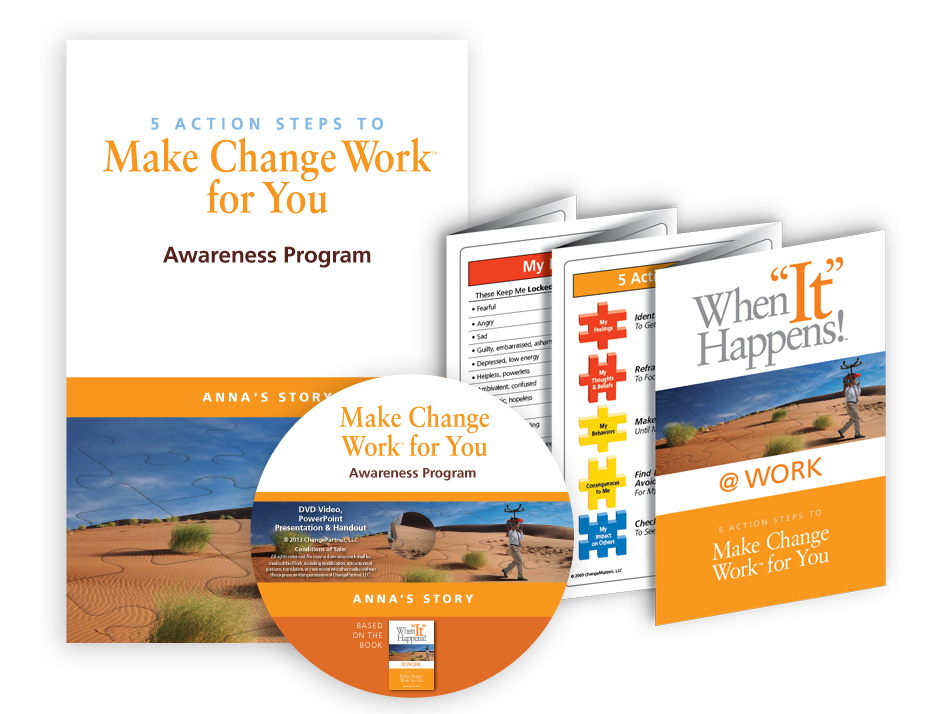 Making Change Work for You (Anna's Story) (DVD & USB)