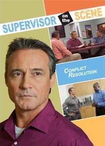 Supervisor on the Scene: Conflict Resolution (DVD)