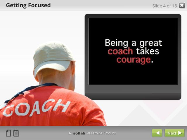 Courage to Coach&#153: (eCourse)