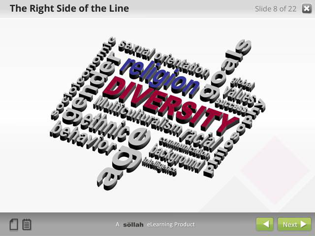 The Right Side of the Line&#153: (eCourse)