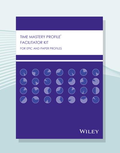 Time Mastery Profile® Facilitator's Kit