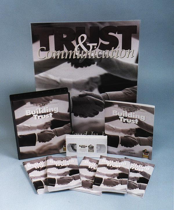 Communication Cornerstones: Building Trust -- Trainers Toolkit (DVD)