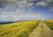 Stephen Covey on Leadership (DVD)