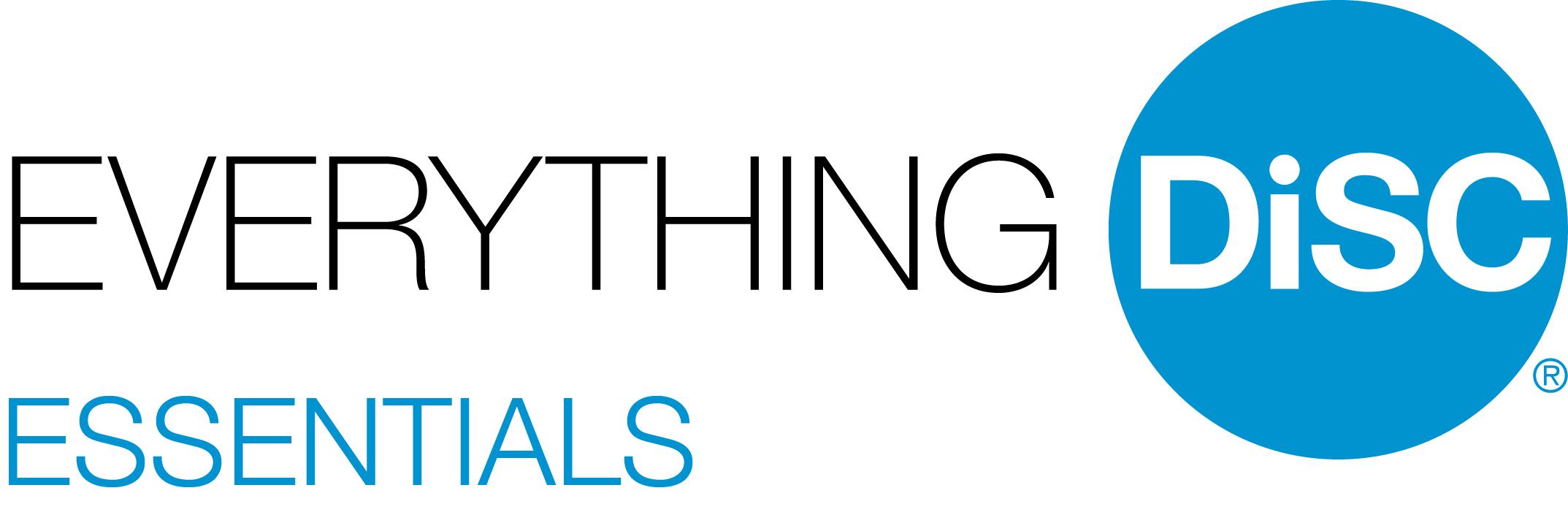 Everything DiSC® Essentials