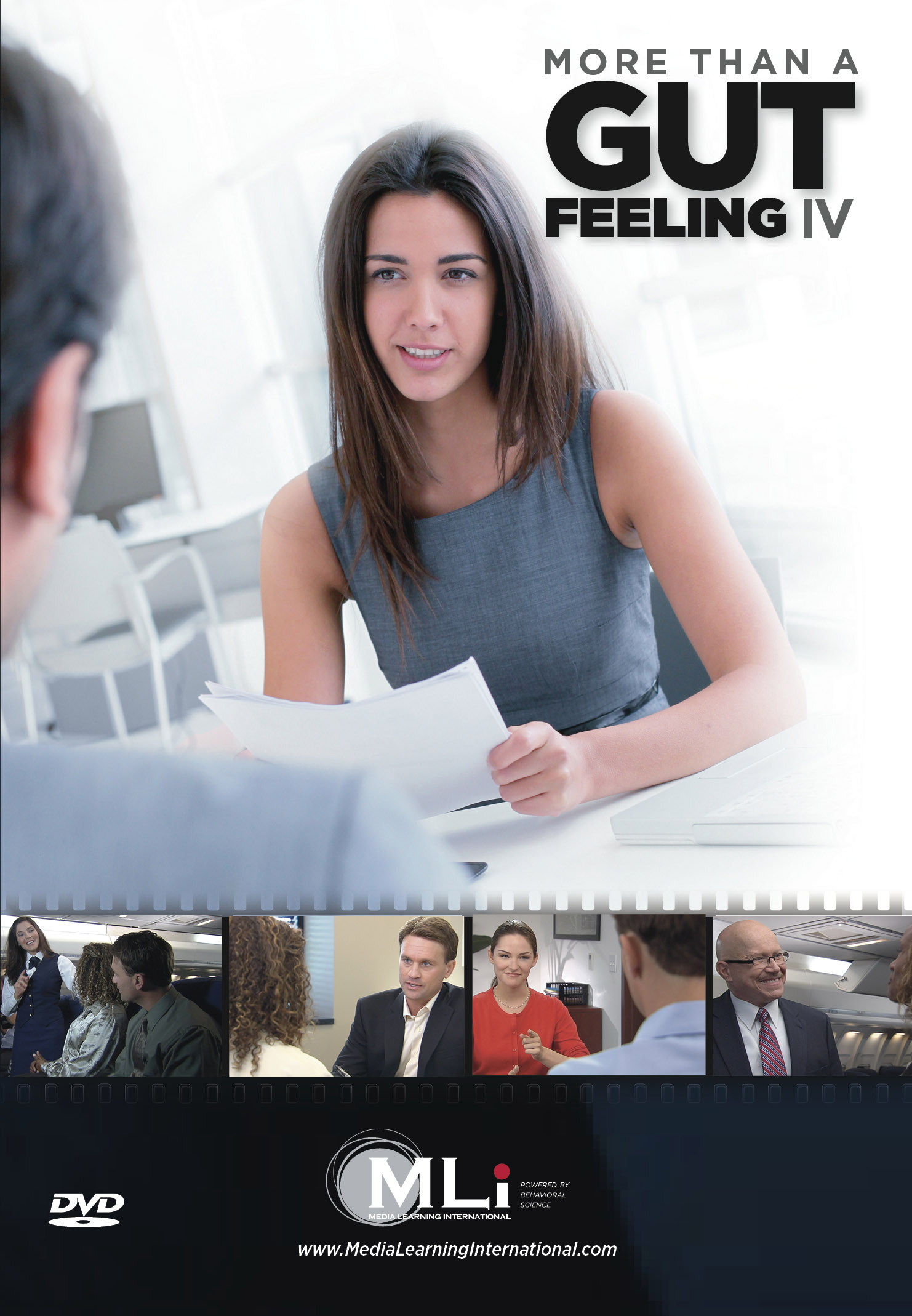 More Than a Gut Feeling IV (DVD)