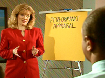 Legal and Effective Performance Appraisals (DVD)
