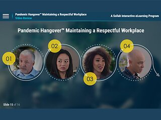 Pandemic Hangover™ Maintaining a Respectful Workplace (eCourse)