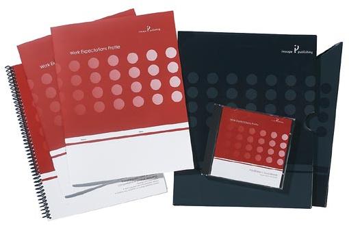 Work Expectations Profile--Facilitator's Kit