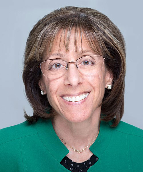 Profile of Sharon A. Ferraro, Vice President